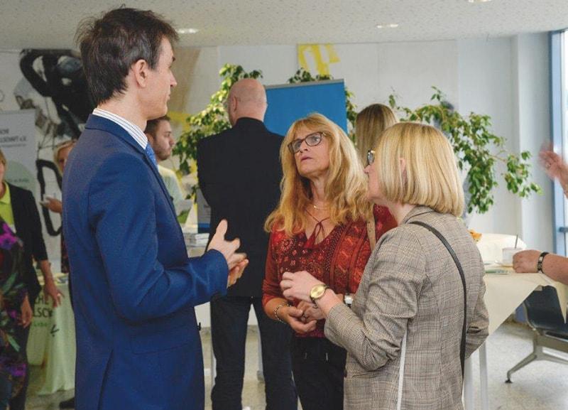 Pressemeldung, Patiententag 2019, Leben mit Krebs – die Saarländische Krebsgesellschaft e.V. lud ein zu Vorträgen und Diskussion