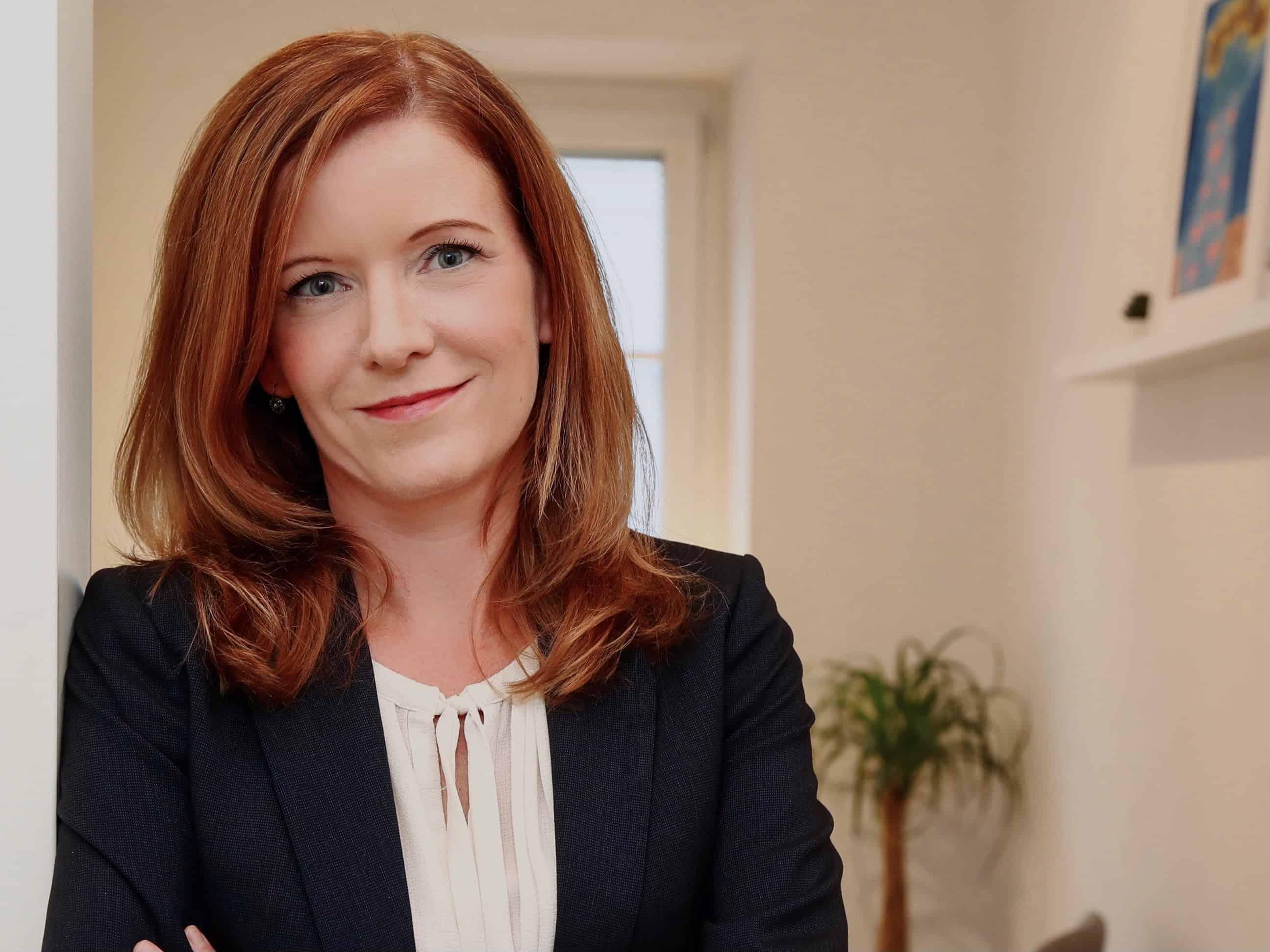 Sabine Rubai, Geschäftsführerin