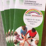 News - Flyer Projekt Regenbogen