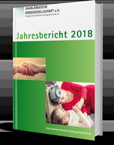 Grafik Buch - Jahresbericht 2018