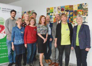 Patiententag 2019 - Bild 006 - Team Saarländische Krebsgesellschaft e.V.